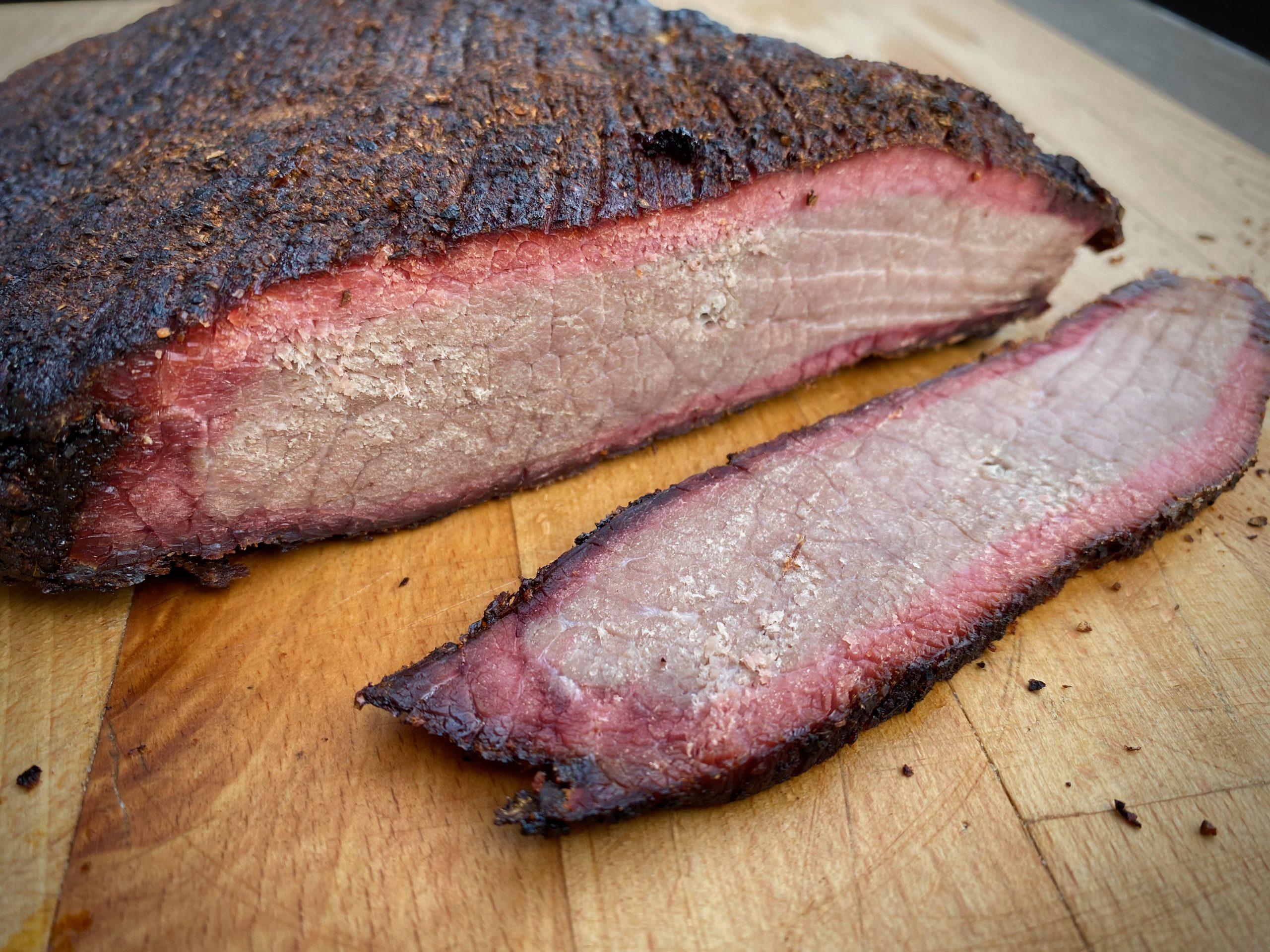 Beef Brisket – Rinderbrust aus dem Smoker